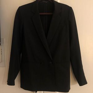 Black blazer by Theory